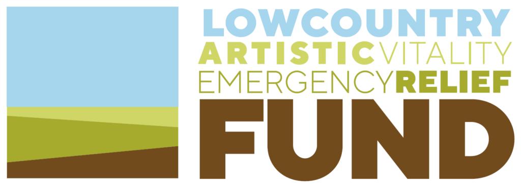 Lowcountry artistic vitality emergency relief fund logo
